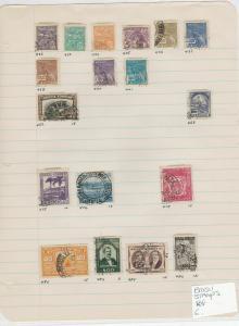 Brasil Stamps Ref: R6456