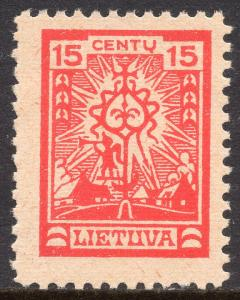 LITHUANIA SCOTT 191