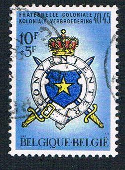 Belgium B809 Used Brotherhood emblem (BP17824)