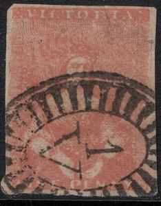 Victoria 1850 SC 1 Used CV $225