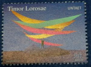 Timor # 351 MNH United Nations Transitional Authority in East Timor