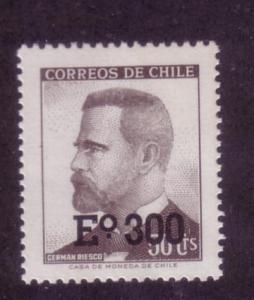Chile Sc. # 450 MNH