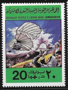 Libya - SC# 769 - MNH - SCV$0.25 - Aviation
