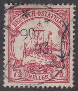 German East Africa 24 Used CV $1.60