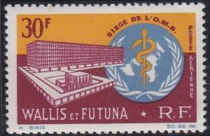 Wallis and Futuna C25 MNH (1966)