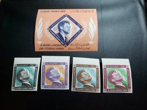 Jordan Scott #506-09 + 509A Mint Never Hinged SS Sheet Set!