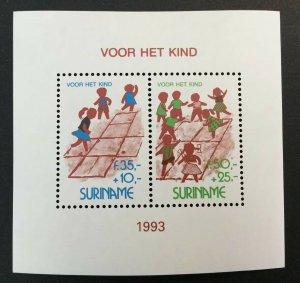 Suriname Sc# B400a Mint Never Hinged MNH Souvenir Sheet