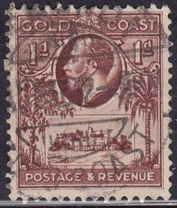 Gold Coast 99 USED 1928 Christiansborg Castle