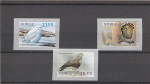 Norway  Scott#  1840-2  MNH  (2018 Birds)