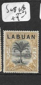 LABUAN (P0204B) 3C TREE  SG 91B  MOG