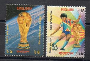 BANGLADESH - WORLD CUP FRANCE - FOOTBALL - SOCCER - 1998 -