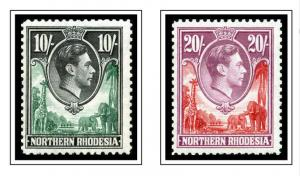 COLOR PRINTED RHODESIA 1890-1978 STAMP ALBUM PAGES + PDF LIBRARY (66 ill. pages)