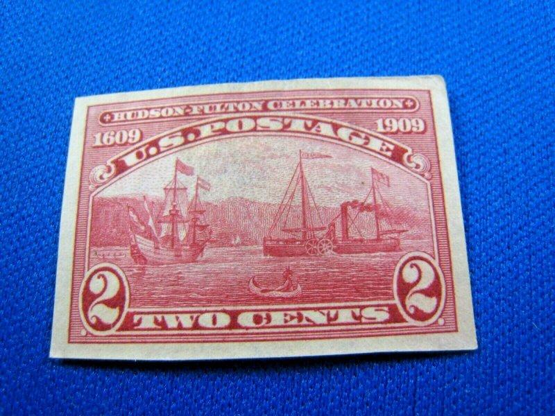 UNITED STATES,  1909 SCOTT #373  -  Used