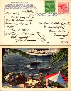 Bahamas, United States, Florida, Picture Postcards
