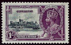 Gibraltar SC#103 Mint VF...Worth a Close Look!