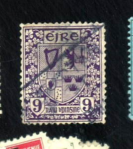 IRELAND #74 USED FVF Cat $25