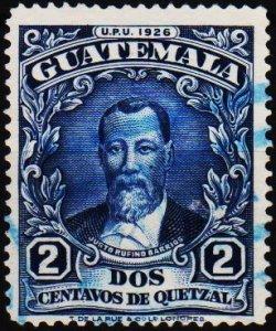 Guatemala. 1929 2c S.G.229 Fine Used