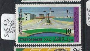 QATAR (PP2403B)  SG  537   MNH
