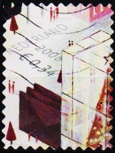 Netherlands. 2008 34c Fine Used