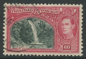 STAMP STATION PERTH Trinidad &Tobago #59 KGVI Pictorial Definitive Used 1938-41