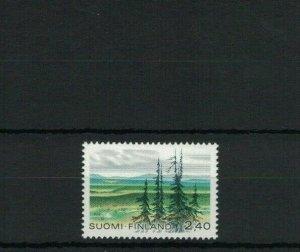 MROW224) Finland 1988 The national park Uhro Kekkonen MUH