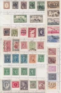 WORLDWIDE COLLECTION INTERESTING UNCHECKED ! WW1998