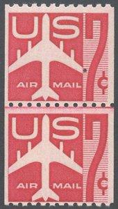 US Scott #C61LP Mint, VF, NH