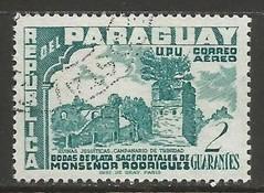 PARAGUAY C225 VFU O553-5