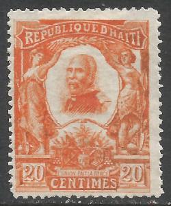 HAITI 100 MOG 807B-1