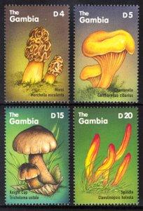 Gambia 2000 Scott #2237-2240 Mint Never Hinged