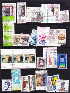 Germany commemorative mix 1980s-90s #9
