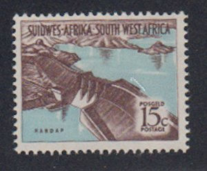 Southwest Africa - 1963 - SC 277 - LH