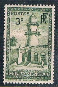 Somali Coast 147 MLH Mosque at Djibouti (BP385)