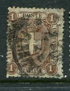 Italy #73 Used