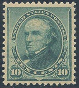 US Scott #226 Mint, VF, NH