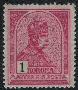 Hungary #101* NH  CV $2.50+