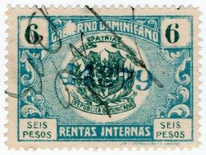 (I.B) Dominican Republic Revenue : Internal Duty 6P