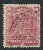 British South Africa Company / Rhodesia SG 81 SC# 63  Used  see details