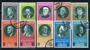 Jordan 534-534I Used set Builders of World Peace (J0013)