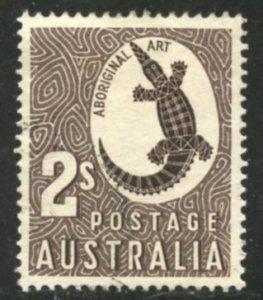 Australia Scott 212 - Unused VFLH - SCV $2.25