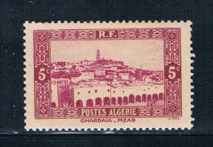 Algeria 82 MNH View of Ghardaia 1936 (A0303)+