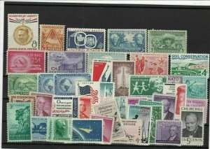 united states mint never hinged stamps ref 16325