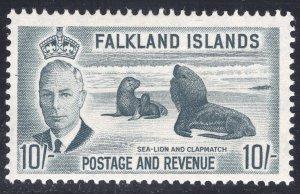 FALKLAND ISLANDS SCOTT 119