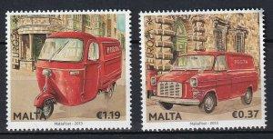 Malta 2013 CEPT Europa 2 MNH stamps