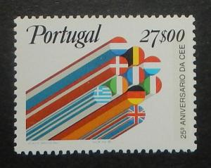 Portugal 1527. 1982 European Economic Community