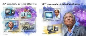 Z08 TG190539ab TOGO 2019 World Wide Web MNH ** Postfrisch