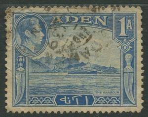 STAMP STATION PERTH Aden #18 KGVI Definitive Issue 1939 Used CV$0.40.