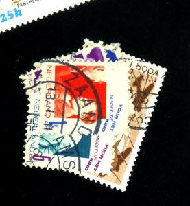 Netherlands #B50-3,81 Used FVF Cat$32