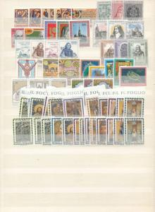 VATICAN OLD/Modern M&U Collection Approx 350+Items (Au13802