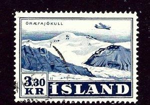 Iceland C29 Used 1952 issue    (ap3215)